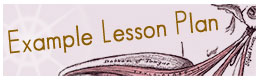 View wxample lesson plan