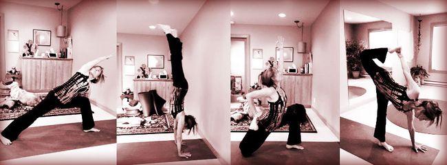 Shree Yoga!